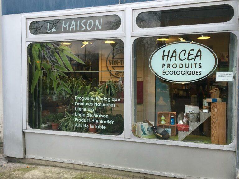 Contact - A Propos Hacea